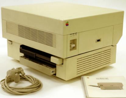 gammel printer